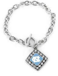 NORTH CAROLINA CRYSTAL DIAMOND BRACELET