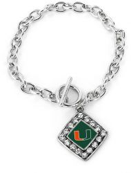 MIAMI CRYSTAL DIAMOND BRACELET