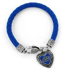 FLORIDA (BLUE) BRAIDED BRACELET