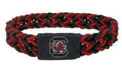 SOUTH CAROLINA (RED/BLACK) STRETCH BRACELET (OC)