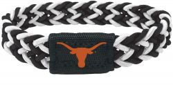TEXAS (BLACK/WHITE) STRETCH BRACELET (OC)