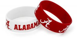 ALABAMA WIDE BRACELETS (2 PACK)