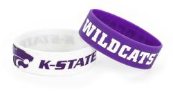 KANSAS STATE WIDE BRACELETS (2-PACK)