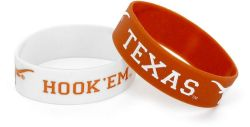 TEXAS WIDE BRACELETS (2 PACK)