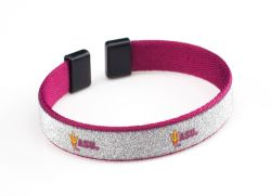 "ARIZONA STATE 1/2"" SPARKLE BRACELET"