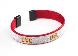 """USC 1/2"""" SPARKLE BRACELET"""