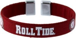 "ALABAMA 1/2"" RIBBON BRACELET"