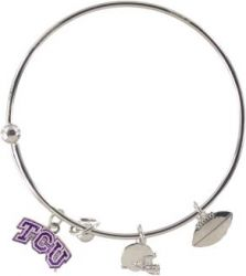 TCU MYSTIQUE ADJUSTABLE BANGLE