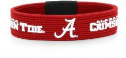 ALABAMA TEAM ELASTIC STRETCH BRACELET