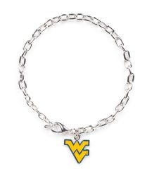 WEST VIRGINIA LOGO BRACELET