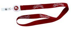 WASHINGTON STATE BADGE REEL WITH (RED) LANYARD