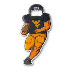WEST VIRGINIA ACTION BOTTLE OPENER/MAGNET  (OC)