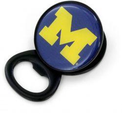 MICHIGAN BOTTLE OPENER MEMO CLIP MAGNET