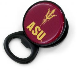 ARIZONA STATE BOTTLE OPENER MEMO CLIP MAGNET