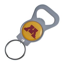MINNESOTA BOTTLE OPENER KEYCHAIN