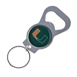 MIAMI BOTTLE OPENER KEYCHAIN