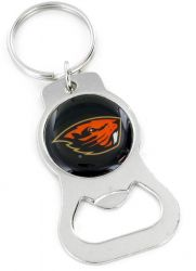 OREGON STATE BOTTLE OPENER KEYCHAIN