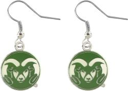 COLORADO STATE DANGLER EARRINGS