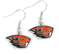 OREGON STATE COLLEGE DANGLER EARRINGS