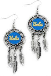 UCLA DREAM CATCHER EARRINGS