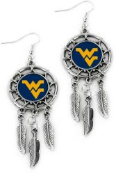 WEST VIRGINIA DREAM CATCHER EARRINGS