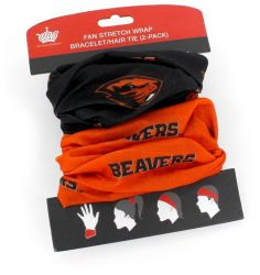 OREGON STATE FAN STRETCH WRAP (2 PACK)