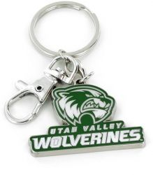 UTAH VALLEY HEAVYWEIGHT KEYCHAIN