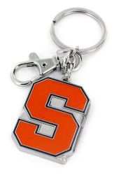 SYRACUSE ORANGEMEN HEAVYWEIGHT KEYCHAIN