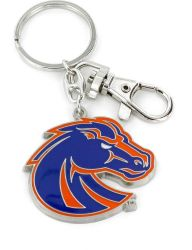 BOISE STATE HEAVYWEIGHT KEYCHAIN