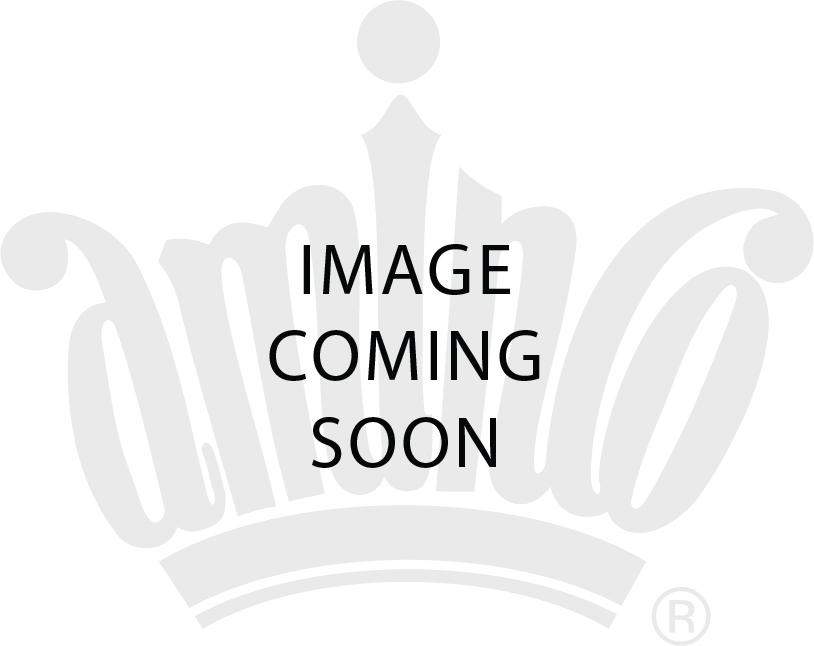 NORTH CAROLINA STATE METAL CARABINER KEYCHAIN