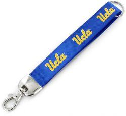 UCLA DELUXE WRISTLET KEYCHAIN