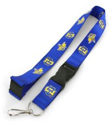 SOUTH DAKOTA STATE LANYARD (BLUE)