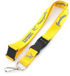 TEXAS A&M KINGSVILLE (YELLOW) LANYARD