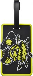 WICHITA STATE SOFT BAG TAG