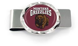 MONTANA DIAMOND CUT MONEY CLIP