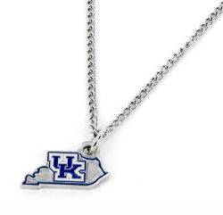 KENTUCKY - STATE DESIGN NECKLACE