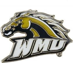 WESTERN MICHIGAN LAPEL PIN