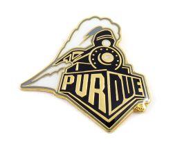 """PURDUE """"P"""" LOGO PIN"""