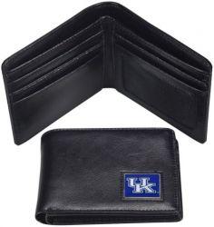 KENTUCKY LEATHER RFID TRAVEL WALLET (OC)