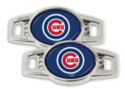 CUBS SHOE CHARM (2-PACK)