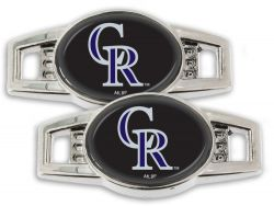 ROCKIES SHOE CHARM (2-PACK)