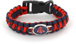 RED SOX (NAVY BLUE/RED) PARACORD BRACELET