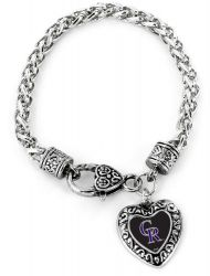 ROCKIES HEART BRACELET