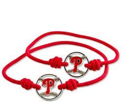 PHILLIES MLB STRETCH BRACELET