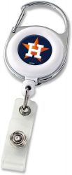 ASTROS DELUXE CLIP BADGE REEL