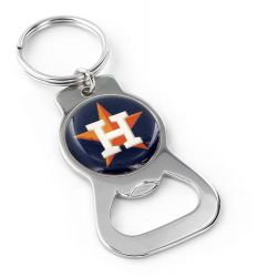 ASTROS METAL BOTTLE OPENER KEYCHAIN