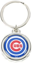 CUBS ARCHITECT BOTTLE/CAN OPENER KEYCHAIN
