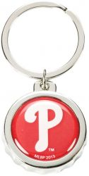 PHILLIES ARCHITECT BOTTLE/CAN OPENER KEYCHAIN