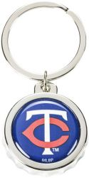 TWINS ARCHITECT BOTTLE/CAN OPENER KEYCHAIN