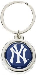 YANKEES ARCHITECT BOTTLE/CAN OPENER KEYCHAIN